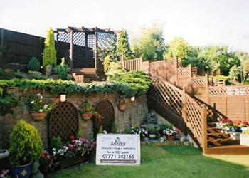 photo of our landscape gardening